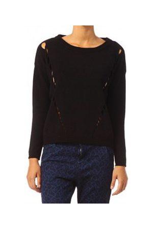 Vero Moda Jersey Parma New LS Oversize Blouse 10119636 Noir para mujer