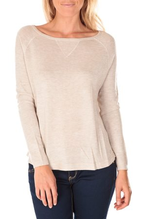 TOM TAILOR Jersey Top Boxy Knit Jumper Perle para mujer