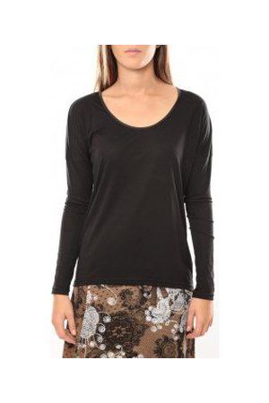Vero Moda Camiseta manga larga Kisha ls Top 10099844 Noir para mujer