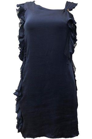Rich & Royal Vestidos Robe Bleu 13Q686 para mujer