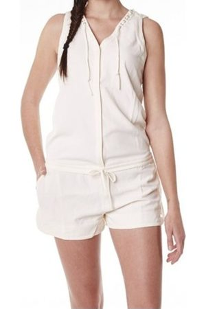 Little Marcel Mono Combishort Cosbi E15WSHO0203 Blanc Ivoire para mujer
