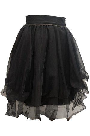 Rich & Royal Falda Jupe Noir 13Q691 para mujer