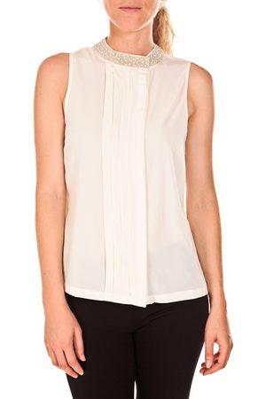 Vero Moda Blusa Haut ARMA 82935 Blanc para mujer