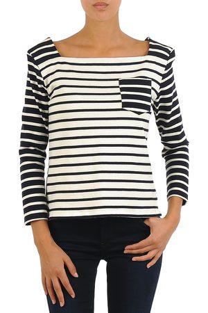 Petit Bateau Camiseta manga larga CARTABLE para mujer