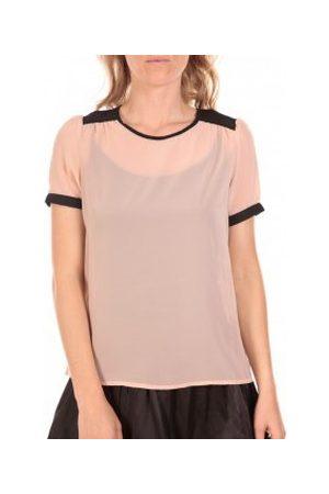 Vero Moda Blusa Top Norma Rose Poudre para mujer
