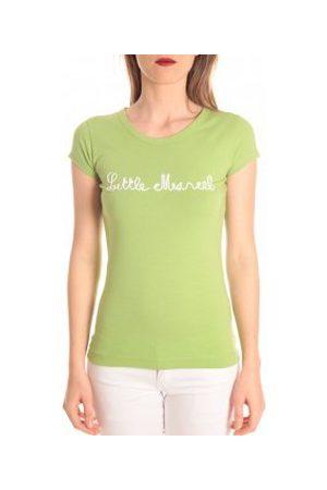 Little Marcel Camiseta t-shirt tokyo corde vert para mujer