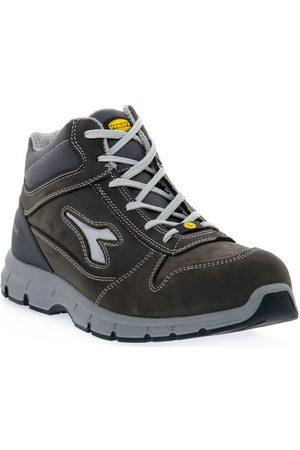 Diadora Zapatillas de senderismo RUN II HI S3 SRC ESD para hombre
