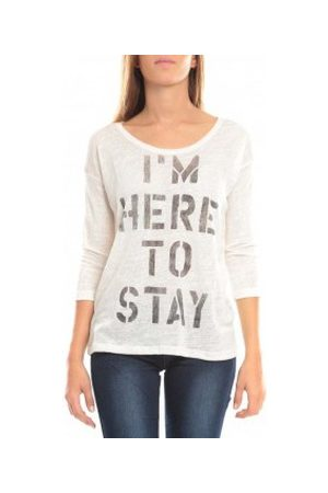 Vero Moda Camiseta manga larga TESSA 3/4 Top 10098264 Blanc para mujer