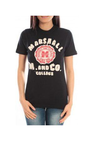 Sweet Company Camiseta T-shirt Marshall Original M and Co 2346 Noir para mujer