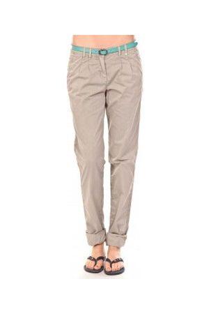 TOM TAILOR Pantalones Pantalon Ceinture para mujer