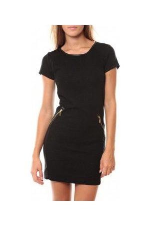 Vero Moda Vestido Erin SS Mini Dress 98730 Noir para mujer