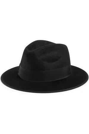 Gucci Sombrero de fieltro con lazo