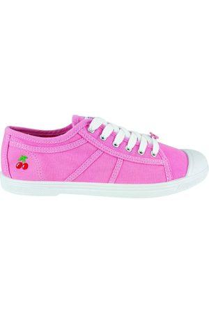 Le Temps des Cerises Zapatillas Basket Basic 02 ROSE para mujer