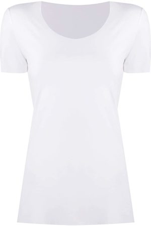 Wolford Camiseta Aurora con manga corta