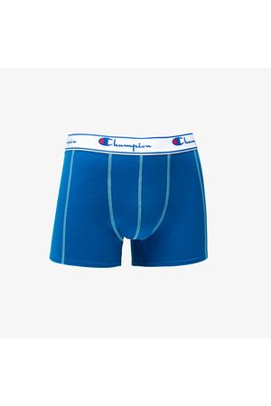 Champion Hombre Calzoncillos y Boxers - 2Pack Boxers Navy/ Blue