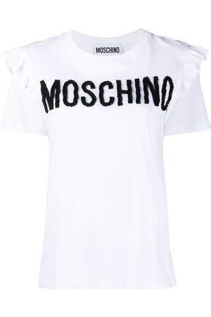 Moschino Camiseta con logo