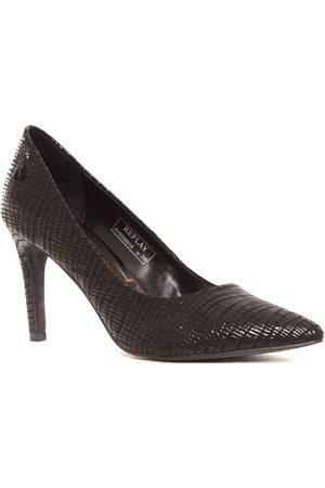 Replay Zapatos de tacón Escarpins Seine RH650001S noir para mujer