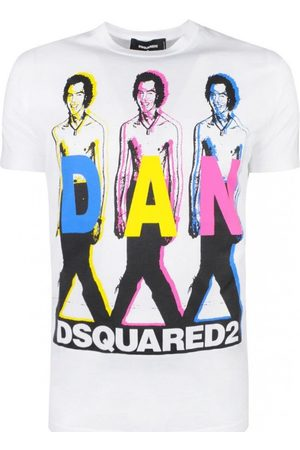 Dsquared2 Camiseta T-Shirts S74GD0498 para hombre