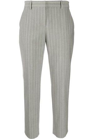 THEORY Pantalones de vestir a rayas diplomáticas