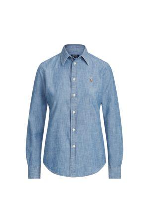 Polo Ralph Lauren Camisa de cambray de algodón