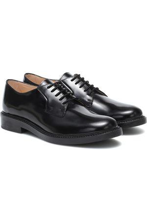 Tod's Zapatos Derby de piel