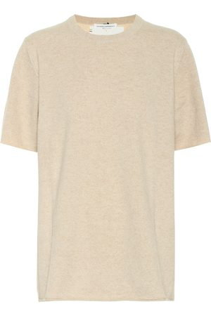 EXTREME CASHMERE Camiseta N° 64 Tshirt mezcla de cachemir