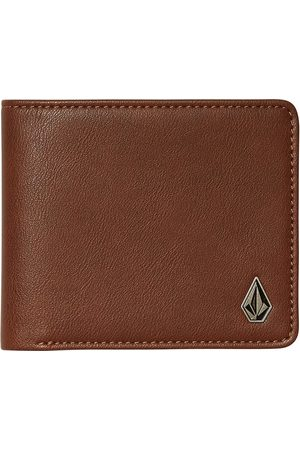 Volcom Carteras y monederos - Slim Stone PU S Wallet marrón