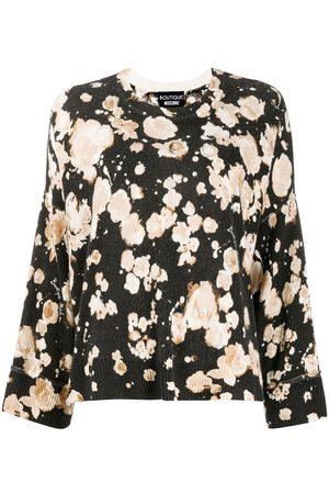 Moschino Jersey con motivo floral