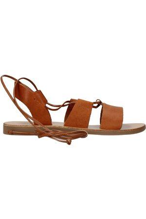 MODA POSITANO Sandalias - Sandalo cuoio S19/18 para niña