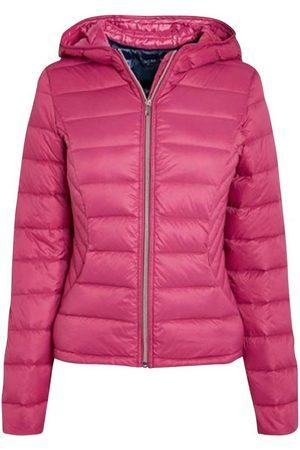 Anastasia Abrigo de plumas - Chaqueta de invierno de mujer Packaway Down para mujer