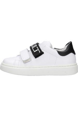 Cult Zapatillas - Sneaker bco/nero C26-2 para niña