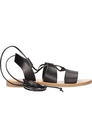 MODA POSITANO Sandalias - Sandalo nero S19/18 para niña