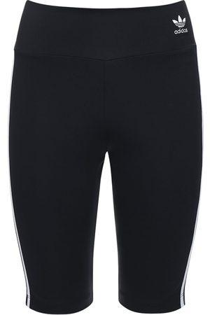 adidas | Mujer Shorts Con Cintura Alta 36