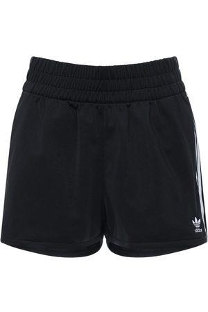 adidas | Mujer Shorts Deportivos De Algodón Con Rayas 36