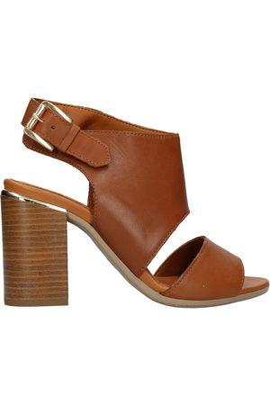 Keys Zapatos - Sandalo cuoio K-1981 para mujer