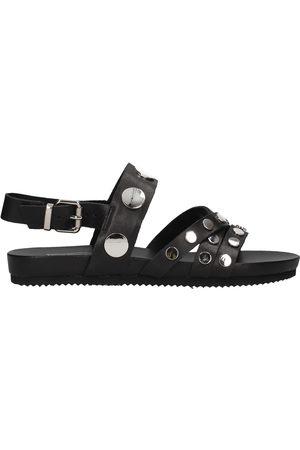 Cult Zapatos - Sandalo nero CLE104387 para mujer