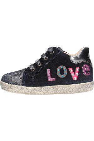 Falcotto Zapatillas - Sneaker blu CRYSTAL para niña