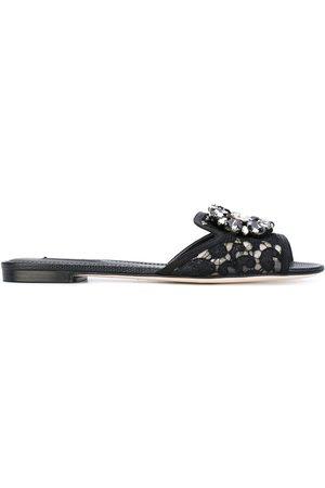 Dolce & Gabbana Sandalias con detalles