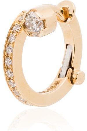 SOPHIE BILLE BRAHE Mujer Pendientes - Pendiente Petite Emelie en oro amarillo de 18kt con diamantes
