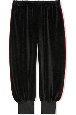 Gucci Pantalones de chándal con bajos fruncidos
