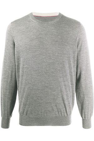 Brunello Cucinelli Jersey con cuello redondo