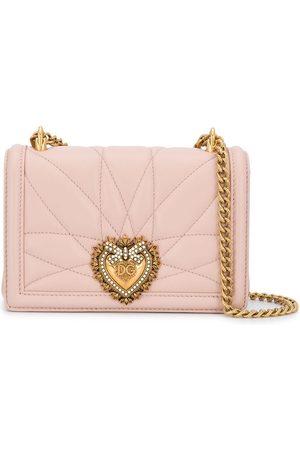 Dolce & Gabbana Bandolera Devotion con motivo de corazón