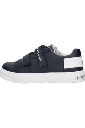Tommy Hilfiger Zapatillas - Sneaker blu T3B4-30719 para niño