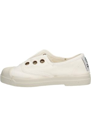 Natural World Niña Zapatillas deportivas - Zapatillas - Scarpa lacci bianco 470-505 para niña