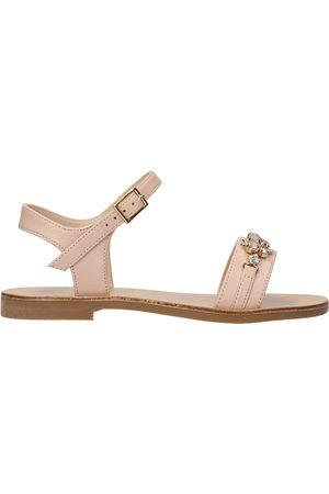 MODA POSITANO Niña Sandalias - Sandalias - Sandalo rosa AC/62 para niña