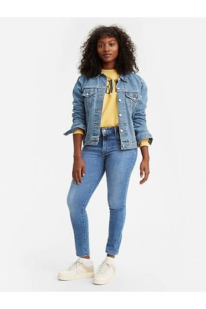 Levi's 721 High Rise Skinny Lapis Air Medium Wash / Lapis Air
