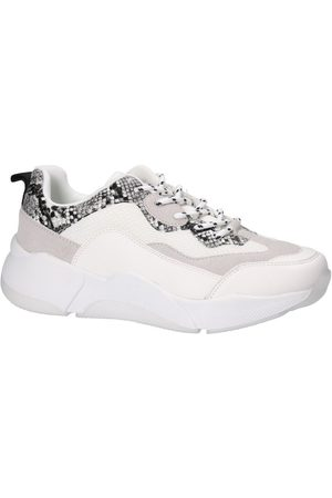 Bullboxer Mujer Zapatillas deportivas - Zapatillas Bull Boxer basket blanche 077003F5S para mujer