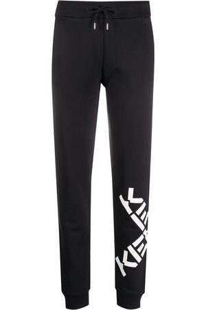 Kenzo Pantalones joggers con logo