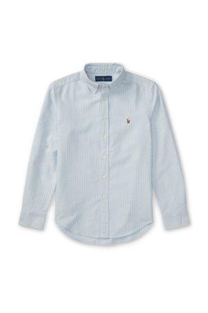 Ralph Lauren Camisa Oxford a rayas Slim Fit
