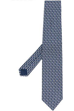 Salvatore Ferragamo Hombre Corbatas y corbatín - Corbata con extremo en punta